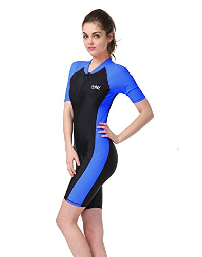 BIKMAN One-Piece Snorkeling Surfing Swim Suit...