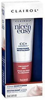 Nice & Easy Cn Cc Clrsl R Size 1.85z Nice & Easy Conditioner Cc + Colorseal Radiant Reds 1.85z