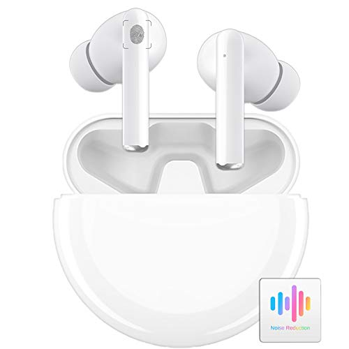 Auriculares Bluetooth,Auriculares inalámbricos,Auriculares internos, Auriculares con cancelación de Ruido,Auriculares inalámbricos Deportivos portátiles,adecuados para Apple Airpods, iPhone Android