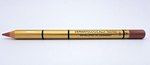 Brooklin Crayon à Lèvres Nude 201 Imperméable Longue Durée