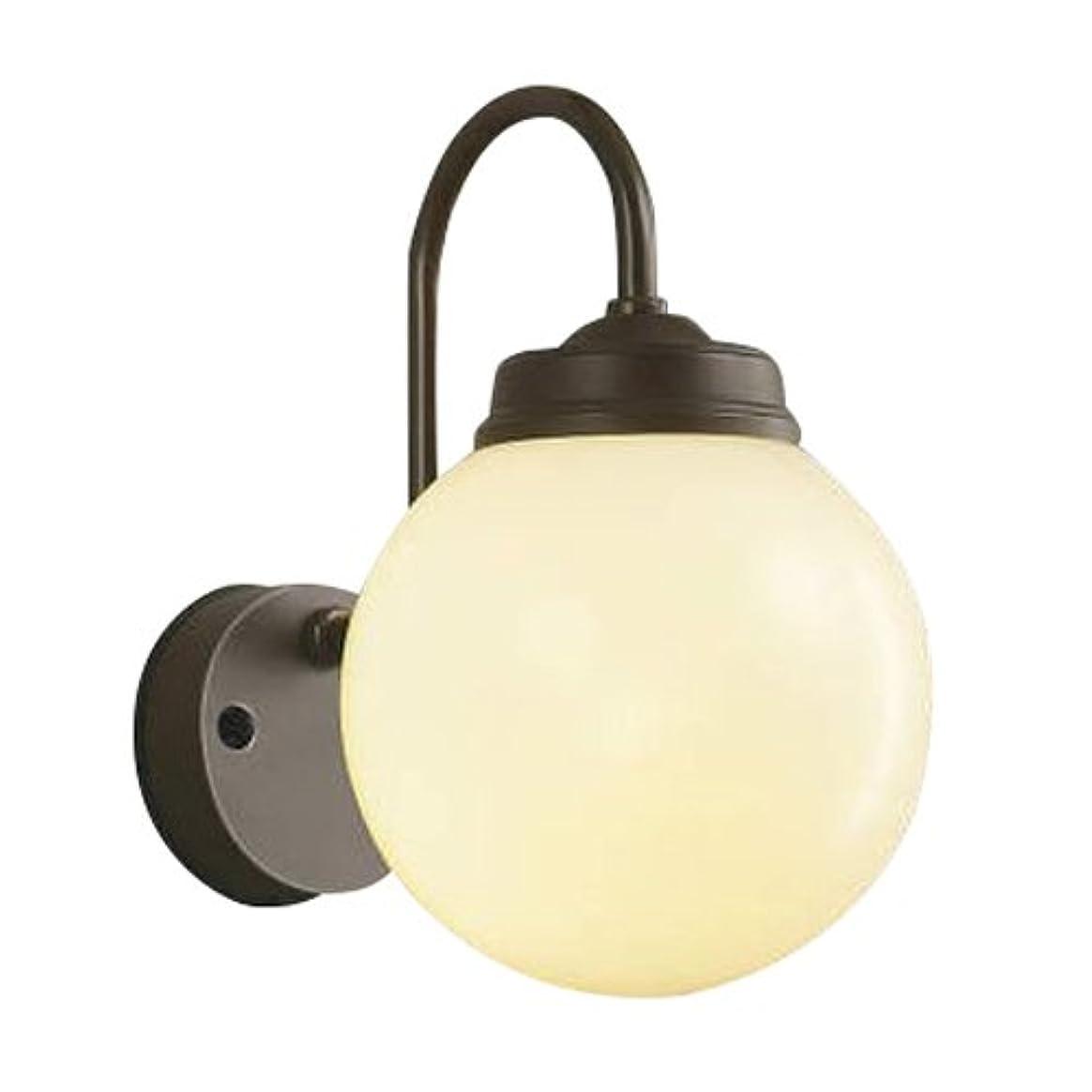 トピック勤勉な出撃者コイズミ照明 ポーチ灯 白熱球60W相当 茶色塗装 AU40254L