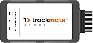 TrackmateGPS HYDRO LTE 4G 12-Pack Waterproof, Vehicles, Motorcycles, Boats. Hardwired, includes Ignition kill relay. T-Mob...