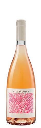 Confezione da 6 Bottiglie Vino Etna Rosato Pietradolce -cz