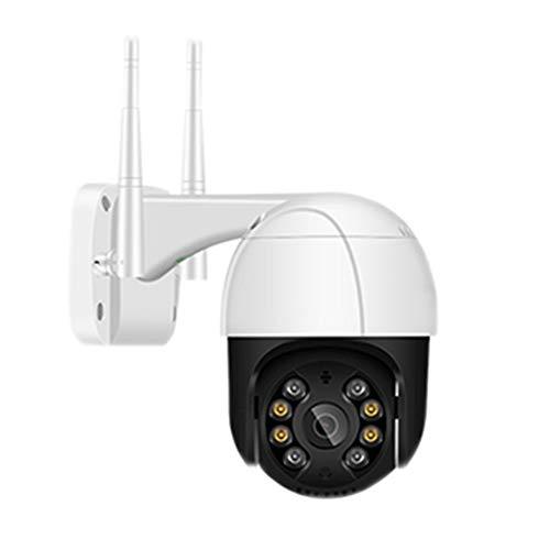 XYY Zoom 4X 1080P PTZ IP de WiFi de la cámara Digital al Aire Libre AI Humana Detectar cámara cámara inalámbrica de H.265 P2P ONVIF Audio 3MP de Seguridad CCTV
