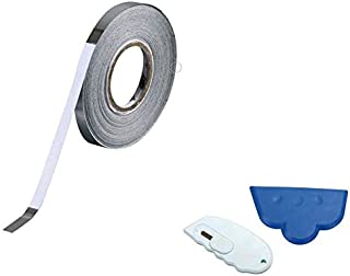Chrome Detailing Foil Tape Car Pin Stripe Coachline 50mm - 40 mm - 30mm - 20mm - 10mm - 5mm - 3/16 Inch - 3/8 Inch - 5/8 I...