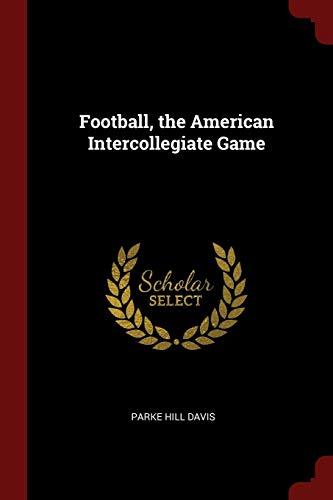 FOOTBALL THE AMER INTERCOLLEGI