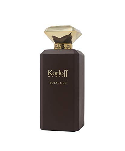 Korloff Korloff Royal Oud eau de parfum spray (unisex) 90 ml