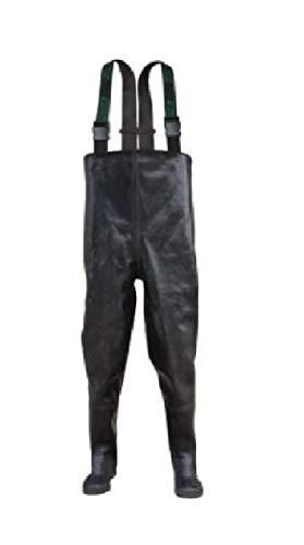 VADEADORES natural GOMA caucho , pantalones pecho , VADEADOR pescadores Botas de pesca 43 EU , FAGUM / 3Kamido