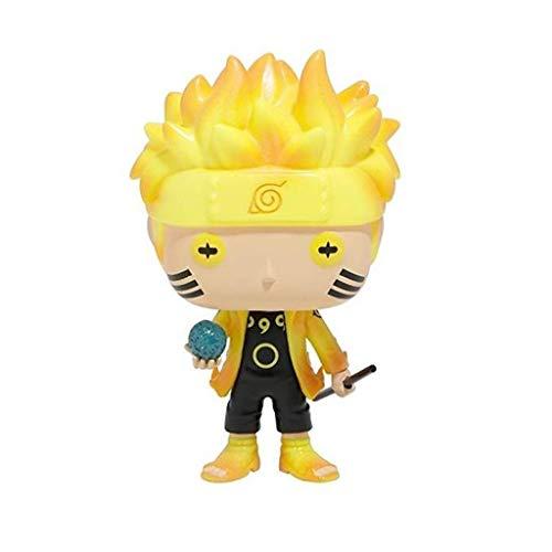 Jiaming Anime: Naruto (Six Chemin) Phosphorescent Figure PVC Modèle Cadeau
