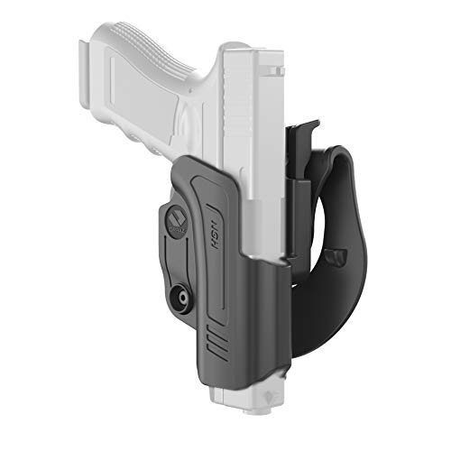 Made In Israel New Orpaz OWB Paddle Holster Q-Series Level...