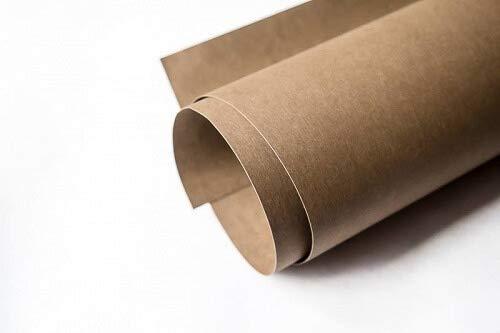 Qualitativ hochwertiges Snap Pap Papier in Schokoladel 75 x 98 cm zum Nähen von Accessoires und Taschen