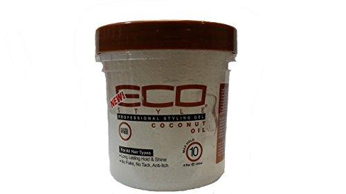 ECO STYLE COCONUT OIL 235ML