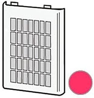 シャープ プラズマクラスターイオン発生機用フィルター2813370036(吸込口・1枚)(ピンク系)[適合機種]IG-C20-P