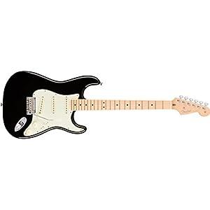 American Professional Stratocaster MN 3-Color Sunburst – Nero