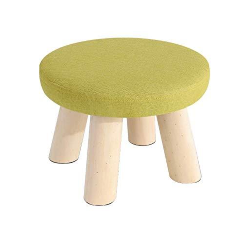 CZWYFeci Solide Legno Home Tavolino Piccolo banco della Copertura del Panno sfoderabile e Lavabile