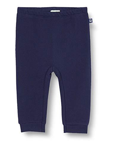 United Colors of Benetton Pantalones, Azul (Peacoat 252), 68 para Bebés