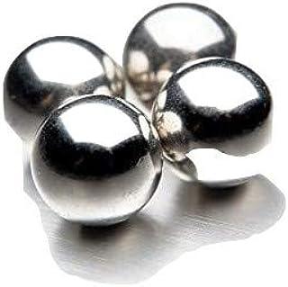 DIRAX パチンコ玉 (500個入り) 11mm パチンコ遊技用 鋼製 スチール スリングショット弾球...