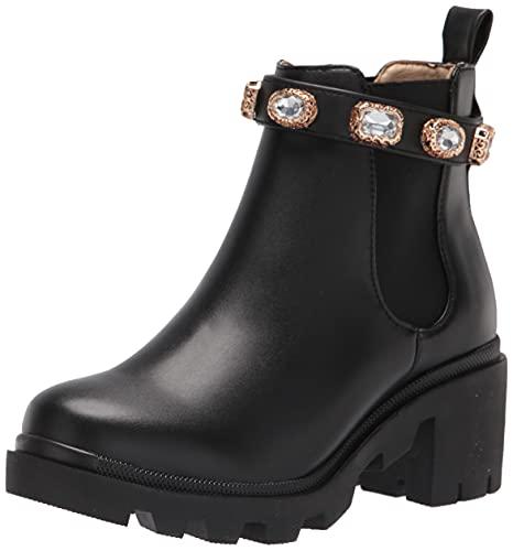 Steve Madden Women's AMULET Fashion Boot, Black, 8