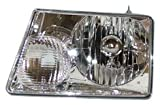TYC 20-6014-00 Compatible with Ford Ranger Driver Side Headlight Assembly