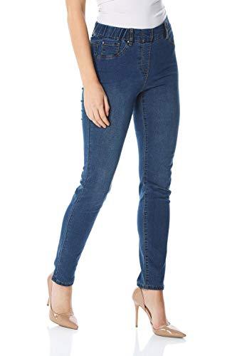 Roman Originals Women Jeggings Denim Jean Legging Ladies Stretch Cotton...