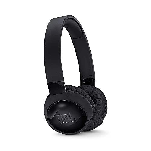 JBL Tune 600BTNC by Harman On-Ear Wireless Bluetooth Noise...