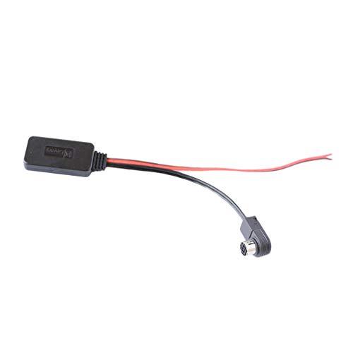 IPOTCH Módulo Inalámbrico Autos Bluetooth para Adaptador de Cable AUX Estéreo de Radio