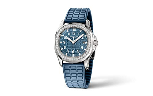 Patek Philippe Aquanaut Steel 5067A-025with Blue-Gray Embossed dial