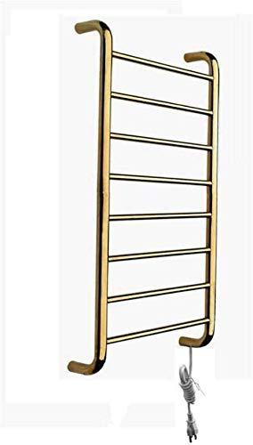 XYSQWZ Secatoallas De Acero Inoxidable 304 Toallero para Baño Calefacción Inteligente con Temperatura Constante Adecuado para Hoteles Y Hogares Privados