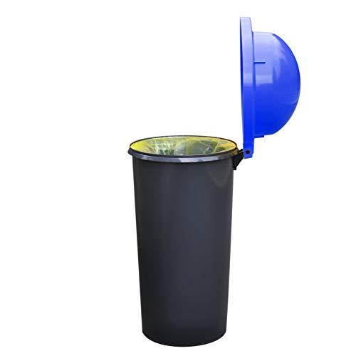 KUEFA Mülleimer / Müllsackständer / Gelber Sack Ständer (Blau)
