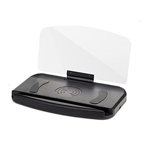 Display Heads-up Macchina HUD HD. Supporto for cellulare del proiettore di navigazione del telefono cellulare GPS Specchio for il trucco del telaio del supporto del display a testa 3 Intelligente Vent