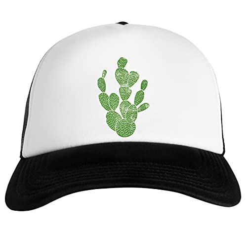 Linograbado Cactus # 1 Gorra De Béisbol Unisex Baseball Snapback