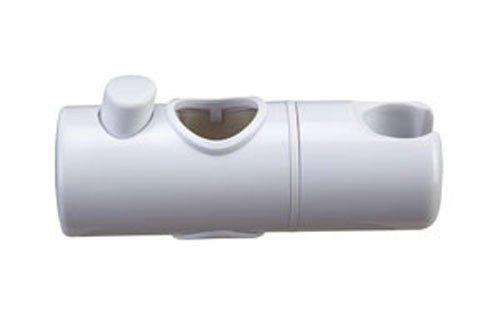 Generic yanhonguk 150730–330 1yh2300yh ER Blanc 25 mm RAIL de douche coulissant et il E Pommeau de douche 25 mm SLI S Barre de support Blanc