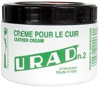Urad Leather Cream - 7 Ounces, Black