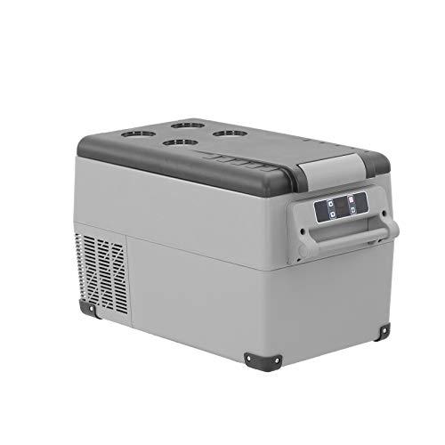 Bintu BT35 Portable Car Fridge 34 Quart Mini Freezer (-4℉-68℉) 12Volt Compact Refrigerator,Road Trip,Vehicle, Truck, Fishing, RV,Outdoor