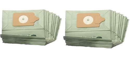 10 Staubsaugerbeutel passend für Numatic NVQ-250