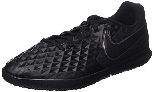 Nike Unisex AT5882-010_36 Indoor Football Trainers, Black, EU