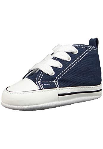 Mandriles Conversar bebé 88865 Primera Estrella Azul Marino, Converse Schuhe Babys:18
