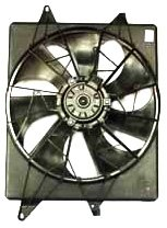 Price comparison product image TYC 620950 Ford / Mercury Replacement Radiator / Condenser Cooling Fan Assembly