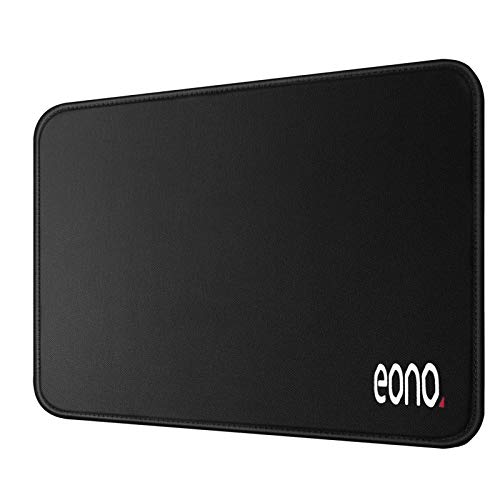 [Amazonブランド] Eono(イオーノ) マウスパッド 320x240x3mm ゲーミングマウスパッド 防水 防塵 滑り止め 水洗い 高耐久性 オフィス/サイバーカフェ
