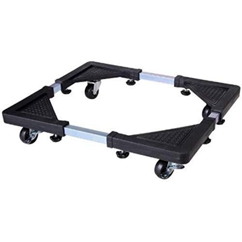 HengYue Base Móvil Removible Universal Roller Lavadora Base De Refrigerador Soporte De Soporte Frigorífico Lavadora Carro