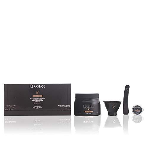 Kérastase Chronologiste Essential Revitalization Ritual Kit Scalp and Hair Geschenkset (Creme De Regeneration + Kaviar-Perlen)