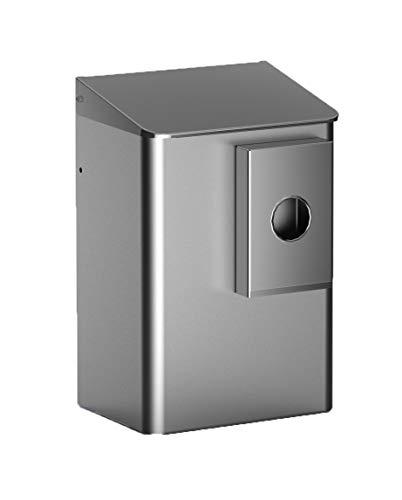 MediQo-line Hygienebehälter 6 l - Edelstahl - Mülleimer