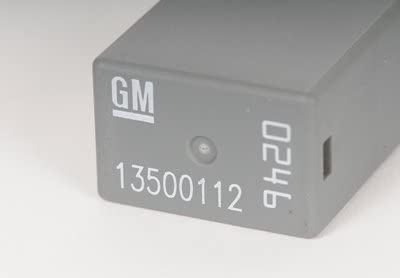 GM Genuine Parts Relay 15-51273 Multi-Purpose online shop Chicago Mall