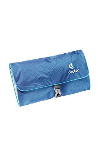 Deuter Wash Bag II Trousse de toilette Bleu (Midnight-Turquoise) 20 x 31 x 4 cm