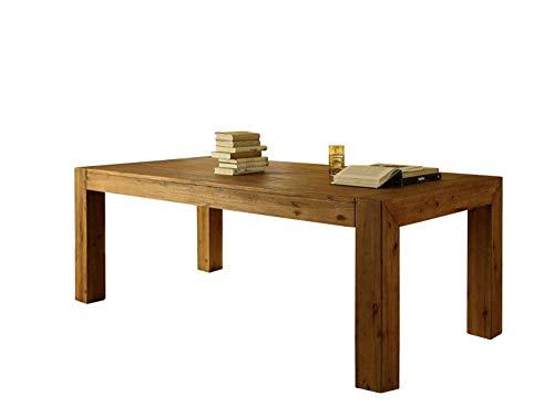 SEDEX Florenz Esszimmertisch 140-180/90 cm ausziehbar Tisch Esstisch Holztisch Speisetisch Akazie Massivholz
