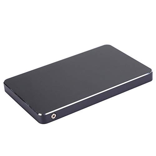 Disco Duro Externo portátil, Disco Duro móvil USB3.0 de 250 GB, antivibración, bajo Calor, Lectura rápida, con Cable de Datos, Manual del Usuario, para PC, para Mac, para Xbox, para PS4, etc.
