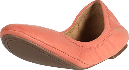 Lucky Brand Emmie Coral 1 5.5 M