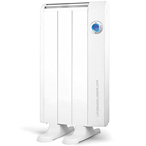 Suinga Emisor térmico 3 elementos.500W. Conexión inalámbrica WIFI mediante APP. Rango de temperatura : 7ºC - 35º C