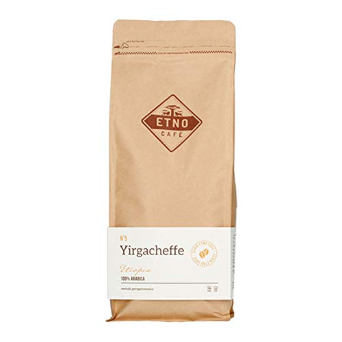 Etno Cafe - Ethiopia Yirgacheffe 1kg (1 kg, Whole bean)