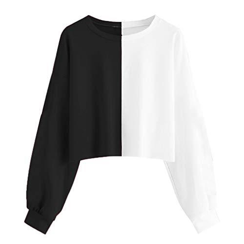 Vectry Blusas De Mujer Camiseta Manga Larga Mujer Dope Sudadera Mujer Camisetas Mujer Manga Larga Blanca Sudaderas Mujer Baratas Sudadera Cremallera Mujer Camisas Mujer Camisetas Negro